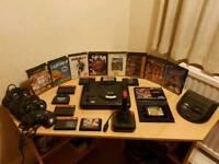 Huge Sega Megadrive collection
