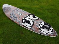 WINDSURFING BOARD 2013 RRD 116 FSW, FANTASTIC CONDITION