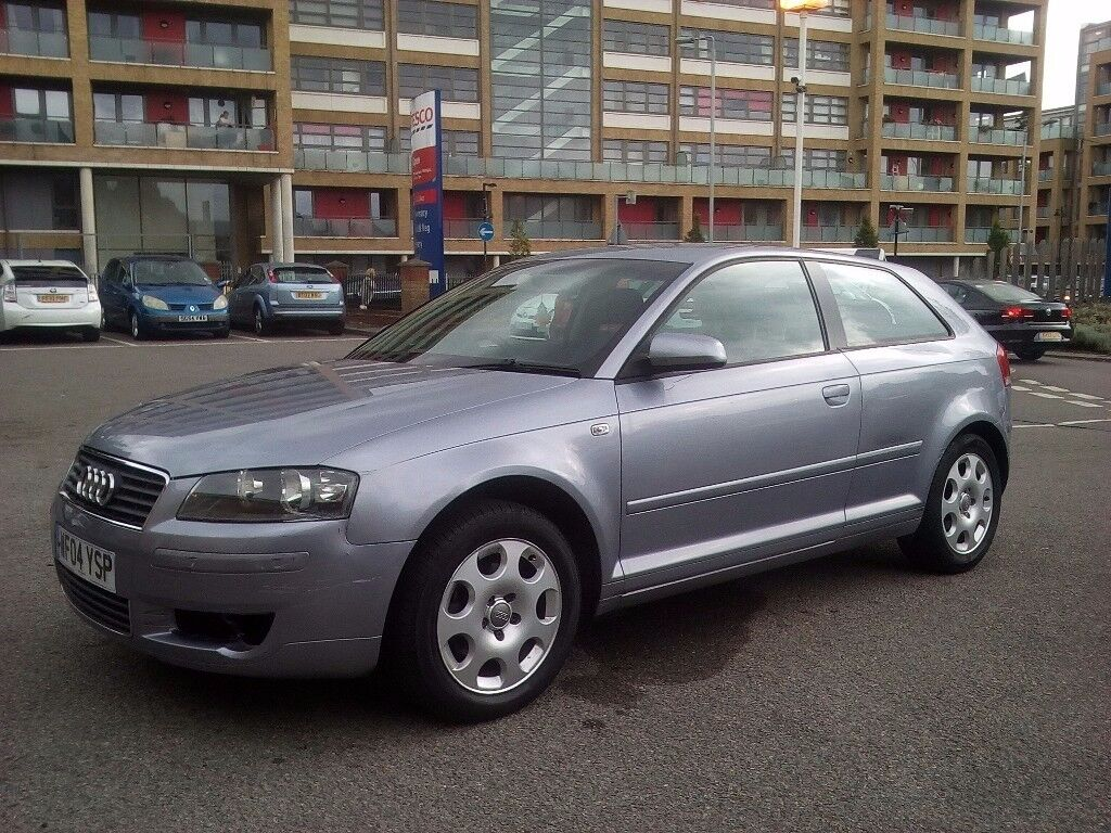 Audi A3 1.6 special edition full 1 years MOT drives very well good runner