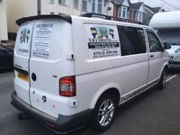 (Wo)man & Van service / Courier based in Blackwood, South Wales