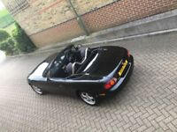 MAZDA MX5 MX 5 VERY LOW MILEAGE S/HISTORY IN SUPERB CONDITION