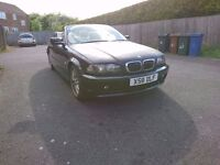 BMW 325 convertible