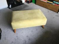 Large DFS foot stool
