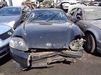 BREAKING --- Hyundai Coupe S 1.6L Petrol 103 BHP ----2006