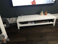 IKEA tv unit white