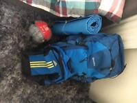 Camping and Walking Starter Kit