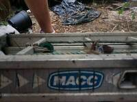 Macc treble pulley ladder system