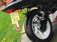 125cc hyosung not Yamaha KTM Honda Kawasaki (125)