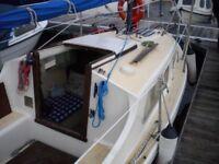 Avon Sailing Boat