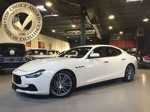 2014 Maserati Ghibli SQ4 LOADED!!!