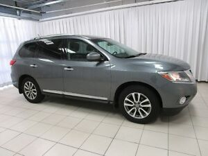 2015 Nissan Pathfinder VALUE PRICED AND GREEN LIGHT CERTIFIED!!
