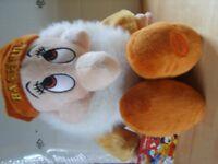 Disney Store Exclusive Original Bashful Dwarf Plush