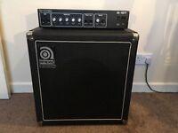 Ampeg B15T Portaflex 100w 1x15 bass combo