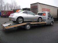 CAR TRANSPORT / RECOVERY collection Delivery Service
