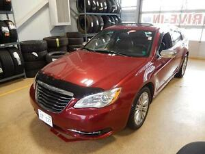 2012 Chrysler 200 Limited Loaded luxury