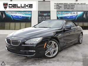 2012 BMW 650 i BMW 650i Cabriolet 4.4-liter, 32-valve 400-hp...