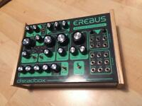 Dreadbox Erebus analogue poly synth synthesiser