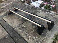Vauxhall Corsa Roof bars