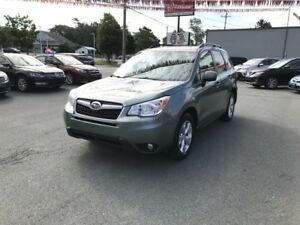 2015 Subaru Forester 2.5i Convenience (Only $140 bi-weekly oac)