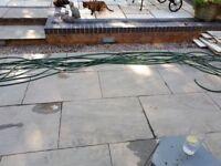 132 foot / 44 yards of garden hose