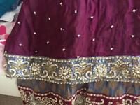 Asian wedding dress suit