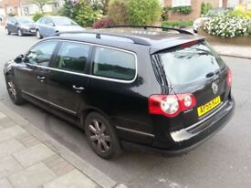 VW passat estate, diesel,long MOT
