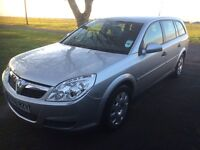 Vauxhall Vectra 1.8 Life Estate 5dr Silver £1300.