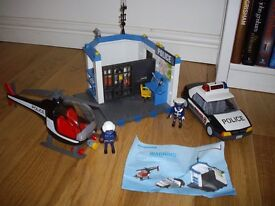 Playmobil 5607 City Action Police set