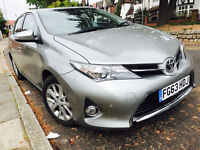 TOYOTA AURIS 63 REG 2013 DONE ONLY 34000 MILES TOYOTA HISTORY NOT YARIS GOLF POLO PRIUS HONDA FIAT