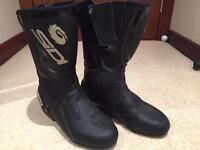 Sidi Ladies Motorcycle Boots 6.5