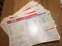 45 Original Esso Service Guides