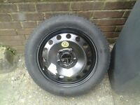 Spare tyre brand new 16''