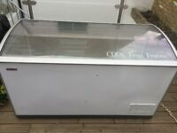 Extra Large Novum Commercial Chest Freezer - Great Working Order (1 or 2 for sale)