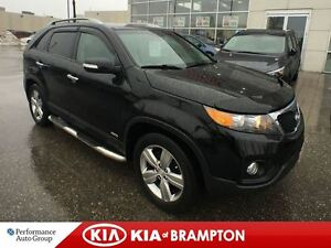 2013 Kia Sorento EX V6 AWD PANO ROOF BLUETOOTH LOADED!!