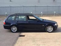 2001 BMW 318i TOURING AUTO LOW MILES LONG MOT VERY GOOD CONDITION 320i 325i 330i ESTATE AUTOMATIC
