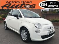 2011 FIAT 500 POP 1.2 ** SERVICE HISTORY ** FINANCE AVAILABLE WITH NO DEPOSIT **