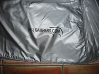 Vw windsreen cover