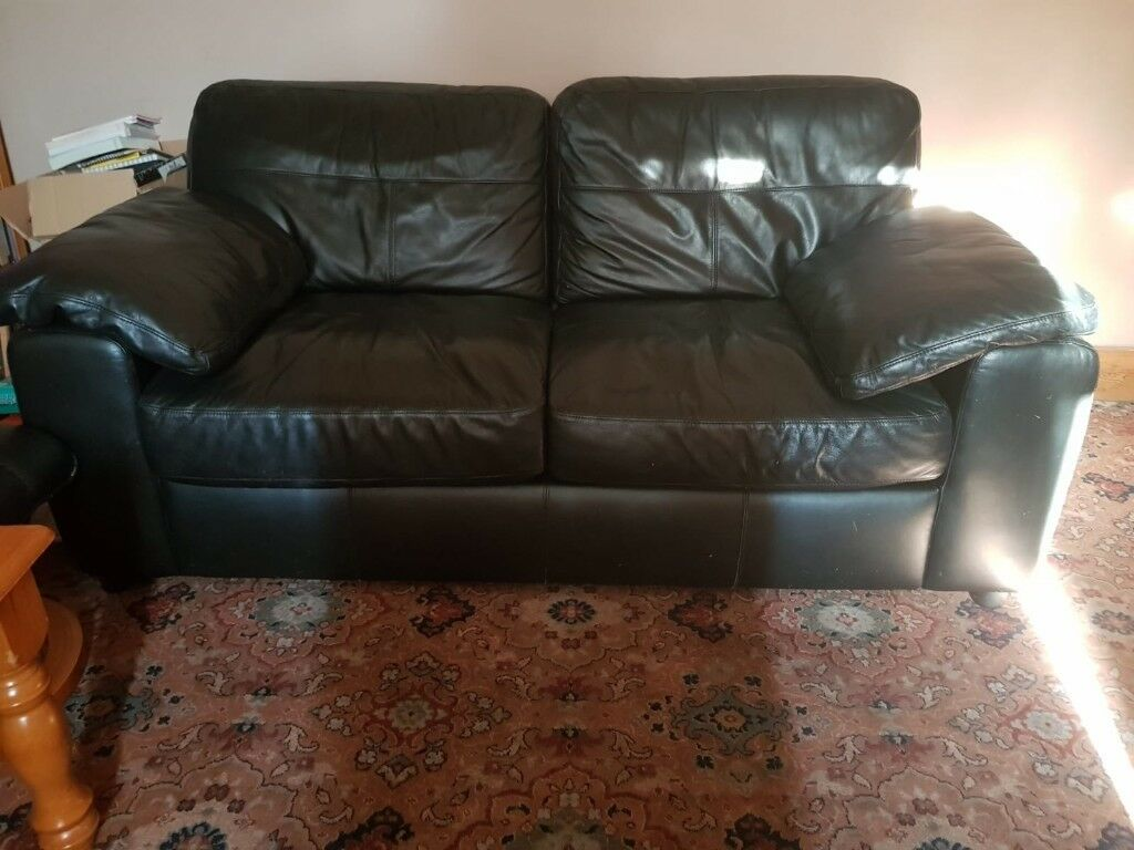 Leather Sofa For Sale In Crumpsall Manchester Gumtree