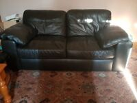 Leather Sofa For Sale.