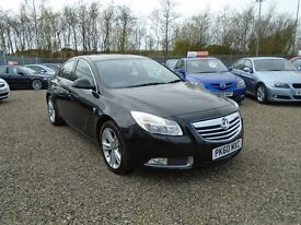 2010 Vauxhall Insignia 2.0 CDTi 16v SRi 5dr / DIESEL / FINANCE AVAILABLE / HPi CLEAR