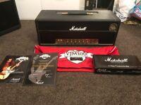 Marshall YJM 100 yngwie Malmsteen signature guitar amp head