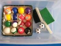 Table Football & Pool