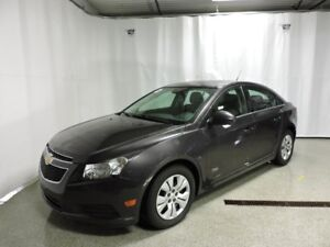 2014 CHEVROLET CRUZE LT TURBO auto,air,1.4t,bluetooth