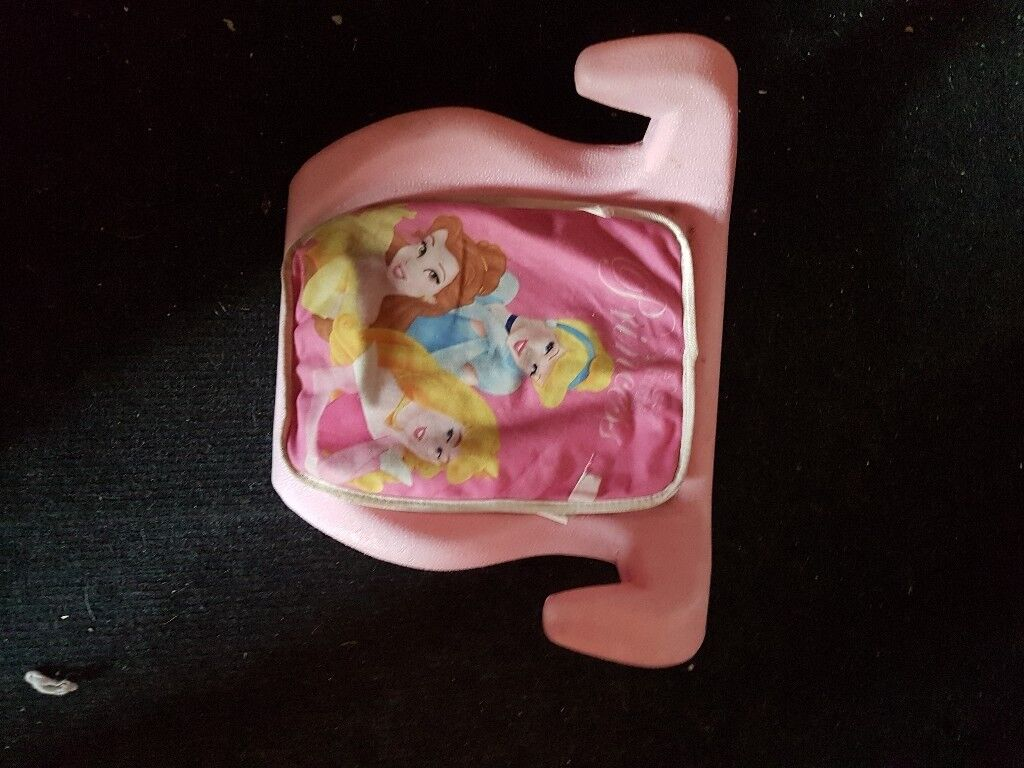 Kids princess car seat