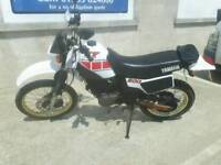 Yamaha xt600 1986 breaking complete bike with good strong engine