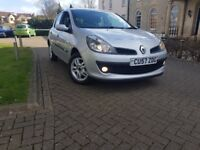 RENAULT CLIO 1.5 DCI £30 year tax