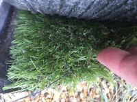 4 x 11.5m new roll of high quality artificial grass, 32mm pile height