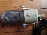 Golden Age Project R1 Mk2 Ribbon Microphone. Excellent condition, warm sound.