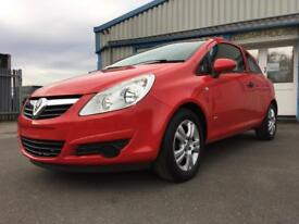 Vauxhall corsa 1.2 16v active model 58000 mile full service history 2 owners 2009