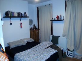 Large fully furnished single room with double bed, all bills and Wi-Fi included